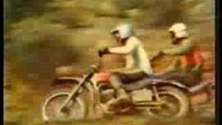 Malcom Smith off road legend Husqvarna