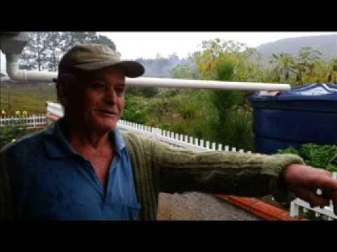 Demauro Germano Alves - relata dificuldade, a mais de 3 anos sem água em Mirim Doce