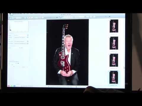 Custom (musician) - Rush guitarist Alex Lifeson unveils the new Gibson Custom Signature Axcess Les Paul. Alex talks about the details of the guitar and about his association wit...