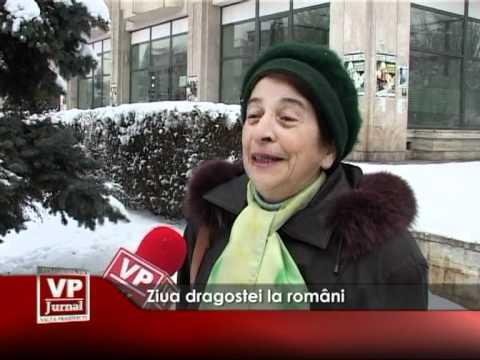 Ziua dragostei la români