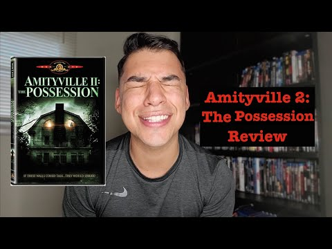 Amityville 2: The Possession (1982) REVIEW