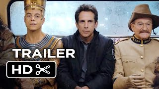 Night at the Museum: Secret of the Tomb Official Trailer #1 (2014) - Ben Stiller Movie HD - YouTube