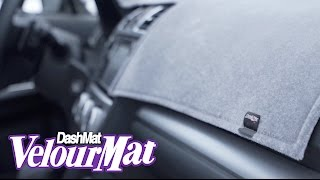 VelourMat® Custom Dash Cover - 1
