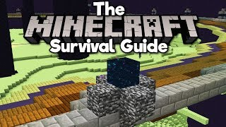 How To Break Bedrock In 1.14! • The Minecraft Survival Guide (Tutorial Lets Play) [Part 186]