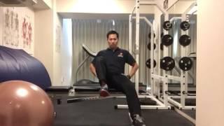 腸腰筋を鍛えるための補強エクササイズ【初級編】