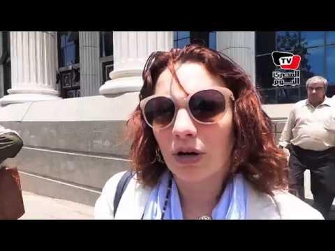 راجية عمران: الدفاع لم يتمكن من تصوير ملف قضية «التمويل الأجنبي»