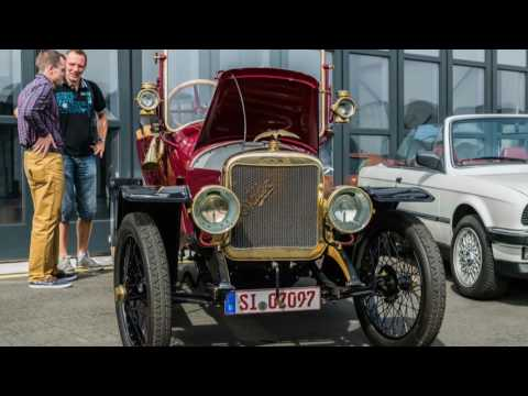 5. Oldtimer & Classic US-Cars Treffen - Siegerlandflughafen