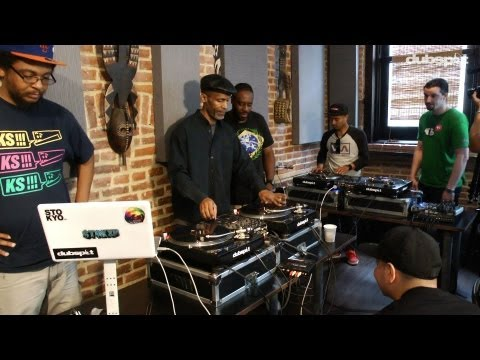 djs - Stylus Sessions episode 1 recap video featuring: DJ Excess, DJ Precision, DJ Spictakular, As-One, Dirty Digits, and an interview hiphop DJ legend Cutmaster D...