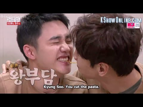 Funny D.O. Moments🐧😂