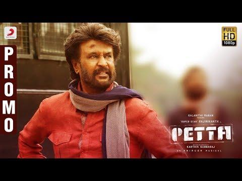 Petta - Promo Official Video in Tamil