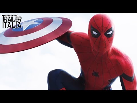 captain america: civil war (secondo trailer ita hd)