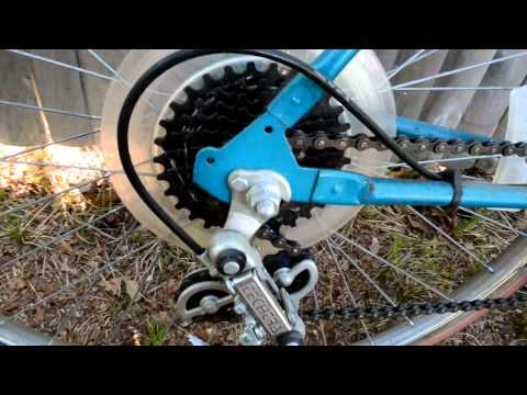 Community Magazine – Single Speed Project – Part 1, Walkaround & Test Ride