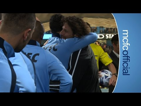 City - All the behind the scenes footage of what happened in the tunnel during City's 2-0 defeat to Newcastle Subscribe for FREE and never miss another Man City video. http://www.youtube.com/subscription.