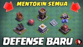 Video MENTOKIN SEMUA DEFENSE BARU - Coc Indonesia MP3, 3GP, MP4, WEBM, AVI, FLV Mei 2017