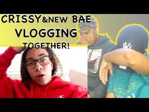 CRISSY VLOGS WITH NEW/OLD GIRLFRIEND!!! LEELEE & GRAMZ REACTION TO CRISSY UNCENSORED!