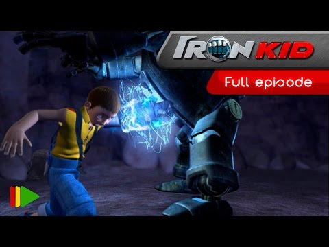 Iron Kid (english) - 01 - The Legendary Fist