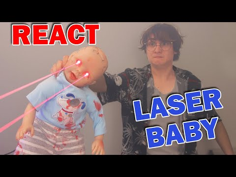 React: Building A Laser Baby
