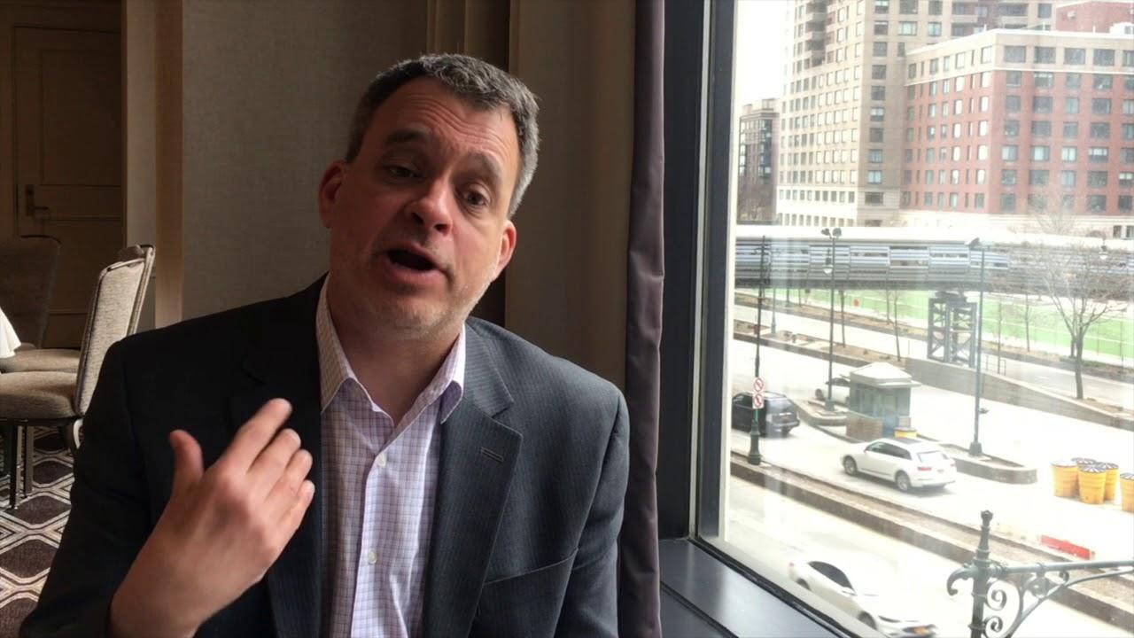 SAS Americas 2018 interviews: Glenn Haussman, Rouse Media