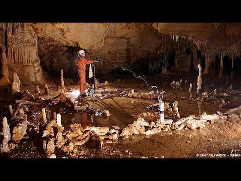 Γαλλία: Μαγεύει κατασκευή των Νεάντερταλ από σταλαγμίτες – Χρονολογείται 176.000 πριν