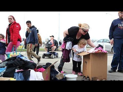 ΗΠΑ: Απετράπη ο κίνδυνος κατάρρευσης τμήματος του φράγματος Όροβιλ