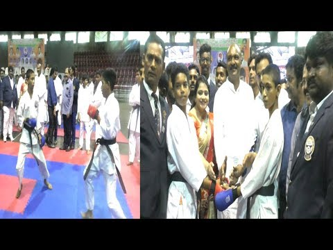 4th South India Wadokai Karate Champion Ship-19 in Visakhapatnam,Vizagvision News...