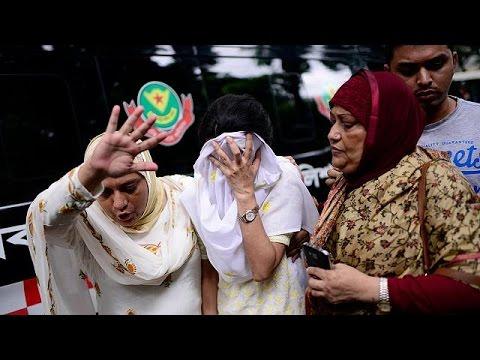 Μπαγκλαντές: Μακελειό με 20 νεκρούς προκάλεσαν τζιχαντιστές στην πρωτεύουσα