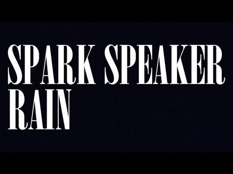 SPARK SPEAKER『RAIN』LIVE MUSIC VIDEO