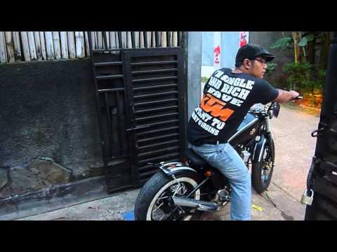 Yamaha scorpio bobber  by vOad JakARta indonesia
