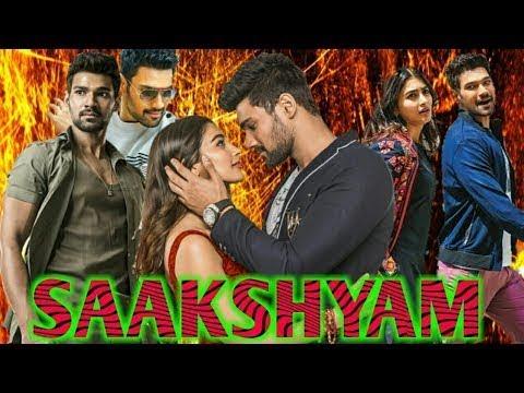 Saakshyam (2019) New Release Hindi Dubbed Full Movie | Bellamkonda Srinivas, Pooja Heade