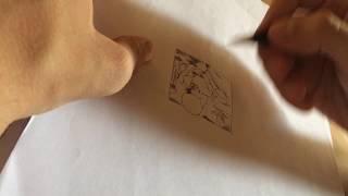 """Video Comment j'ai dessiné """"Paiement accepté"""", la leçon de dessin d'Ugo Bienvenu MP3, 3GP, MP4, WEBM, AVI, FLV Juli 2017"""