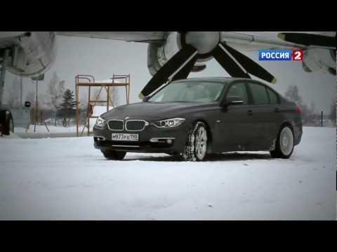 BMW 3-series Тест-драйв BMW 335i 2013 // АвтоВести 46