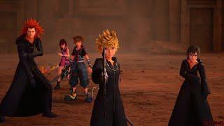 Video Kingdom Hearts 3 - Boss: Saix (Roxas Return) MP3, 3GP, MP4, WEBM, AVI, FLV Februari 2019