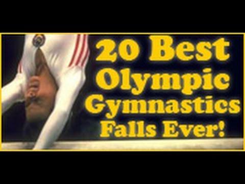 20 Best Olympic Gymnastics Falls