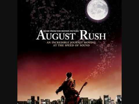 August - Official song from movie soundtrack August Rush.