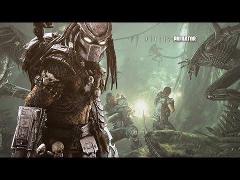 ALIENS VS PREDATOR Campagne Predator FilmGame complet
