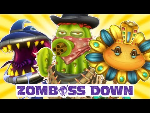 garden video - I'm Rfm767! SUBSCRIBE & JOIN THE CRAZINESS! http://www.youtube.com/subscription_center?add_user=rfm767 Bandit Cactus, Sun Paraoh, Armor Chomper, Law Pea, I g...