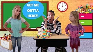 Video New Silly Student at Toy School !!! MP3, 3GP, MP4, WEBM, AVI, FLV Desember 2018
