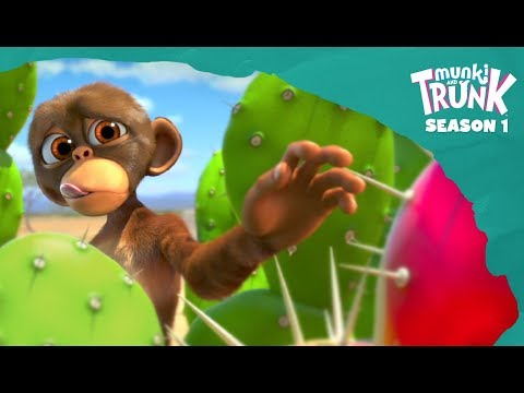 Prickly Situation – Munki and Trunk Season 1 #7