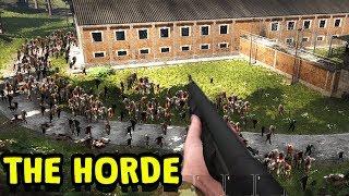 Scum Gameplay - Zombie Apocalypse : The Horde! Ep1