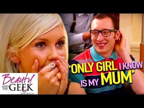 GEEKS meet the GIRLS | Beauty and the Geek Australia | S01E01 | Full Episodes