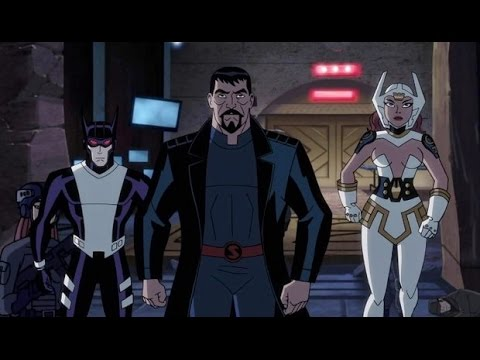 [DVD Review] Justice League Gods And Monsters