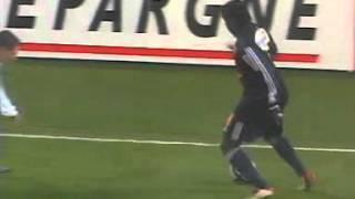 OM 1-2 PSG (1/16 de Coupe de France 2003-2004)