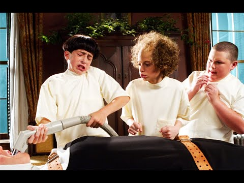 Best funny clips-The Three Stooges 2012 |Adopted scene