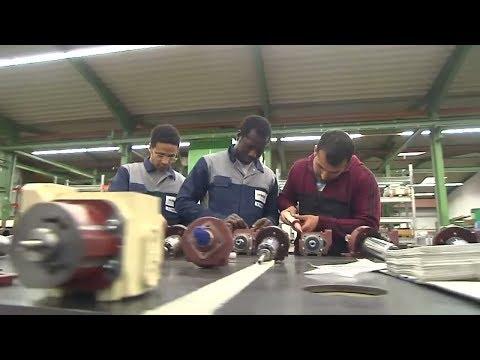 Deutschland: Zuwanderungsgesetz - Große Koalition ein ...