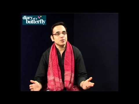 Harsh Chhaya talking about Movie Diary of a Butterfly
