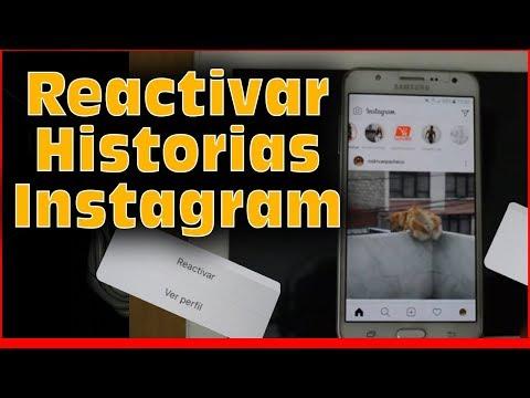 👌 Cómo Reactivar Historias Silenciadas de Instagram | Somos Android