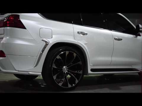 MC Customs | Lexus LX570