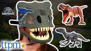 Jurassic World: Fallen Kingdom Toys from Mattel