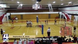 Argos Volleyball vs. North Miami