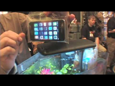 LokSak Waterproof Electronics Bags Resealable Element-Proof Storage Bags Gadget Review